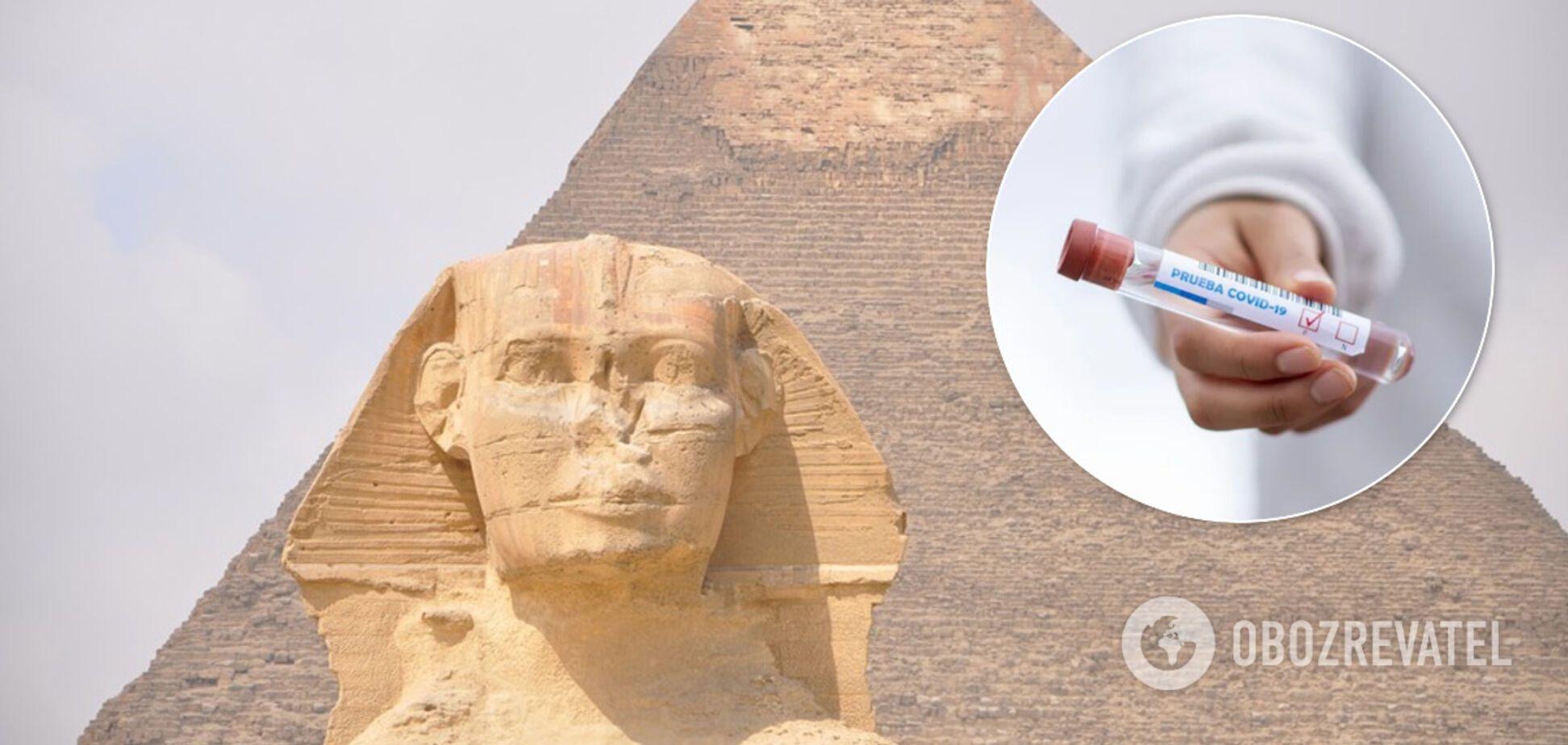 Три курорта и дистанция: Египет назвал условия приема туристов