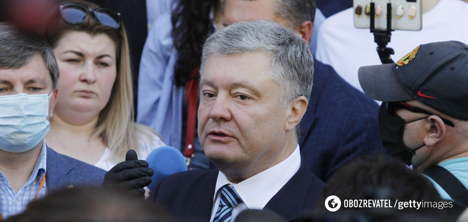 Порошенко могут арестовать в день похорон отца: адвокат выступил с заявлением
