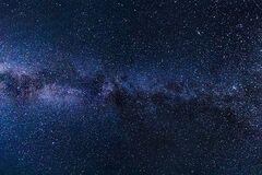 В космосе запечатлели галактику 'звездных взрывов'