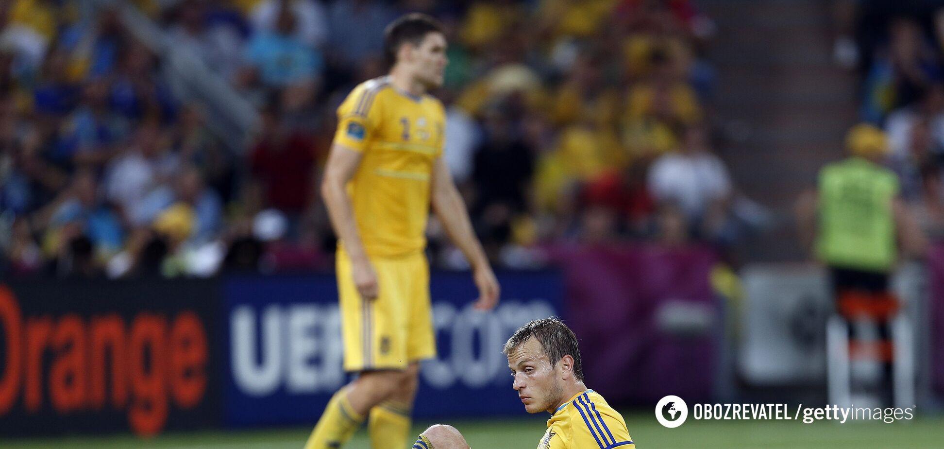 Олег Гусєв на Євро-2012