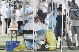 Сполох коронавируса в Китаї