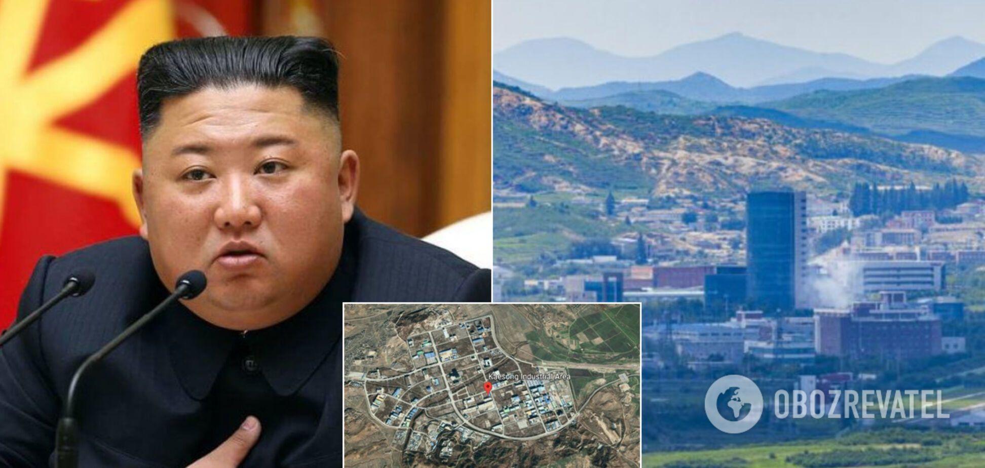 Севернокорейский лидер Ким Чен Ын