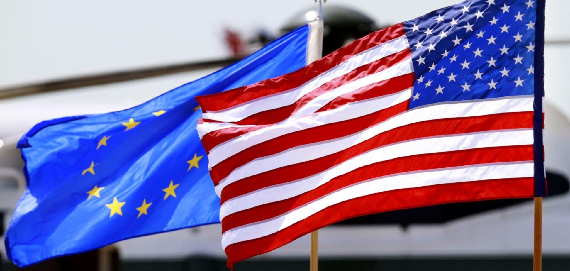 США и ЕС призвали Россию уйти с Донбасса. Источник: Голос Америки