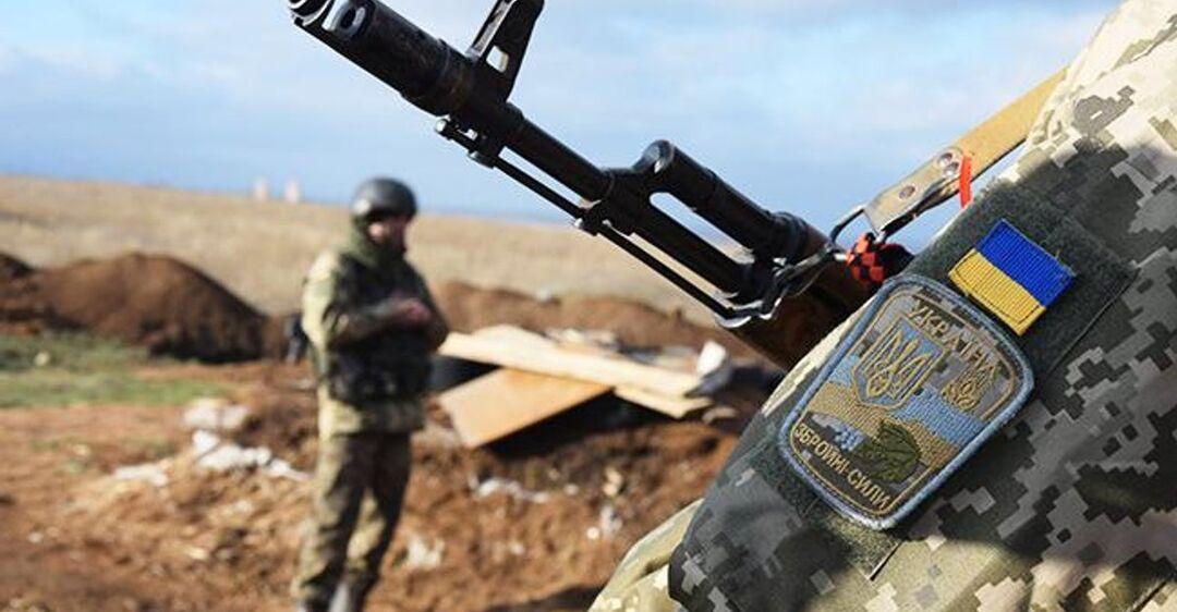 Оккупанты на Донбассе ранили двух украинских воинов, ВСУ ответили, – ООС