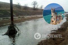 Рада провалила голосование за законопроекты 'о воде для Крыма'