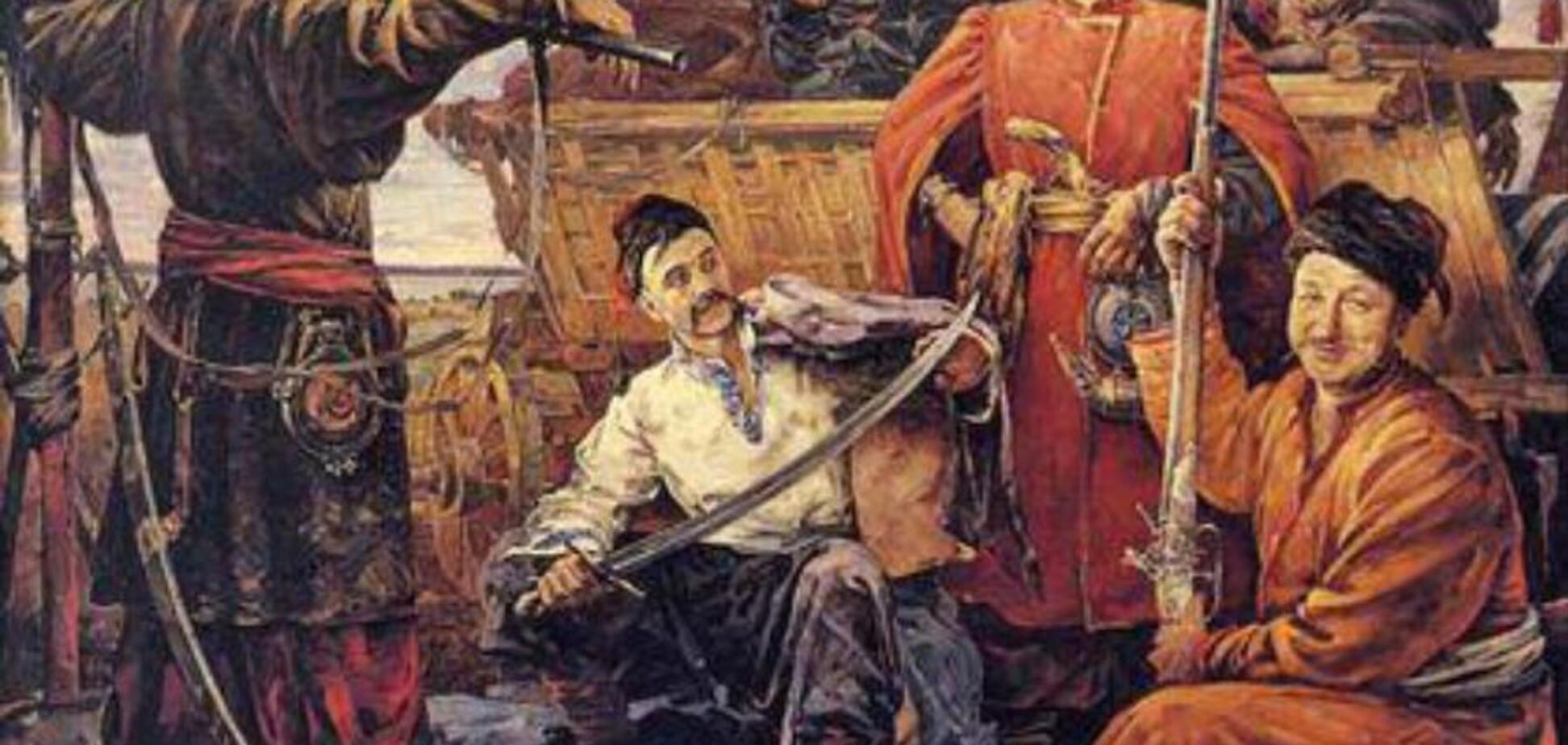 Русский язык произошел от украинского