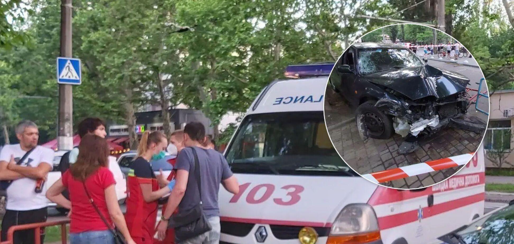 'Самосуд' над водителем с инсультом в Одессе: против участников открыли производство