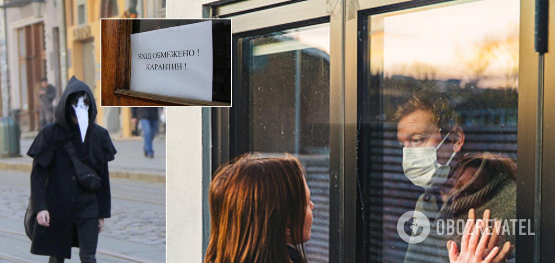 Усиление карантина с 22 июня: что ждет украинцев