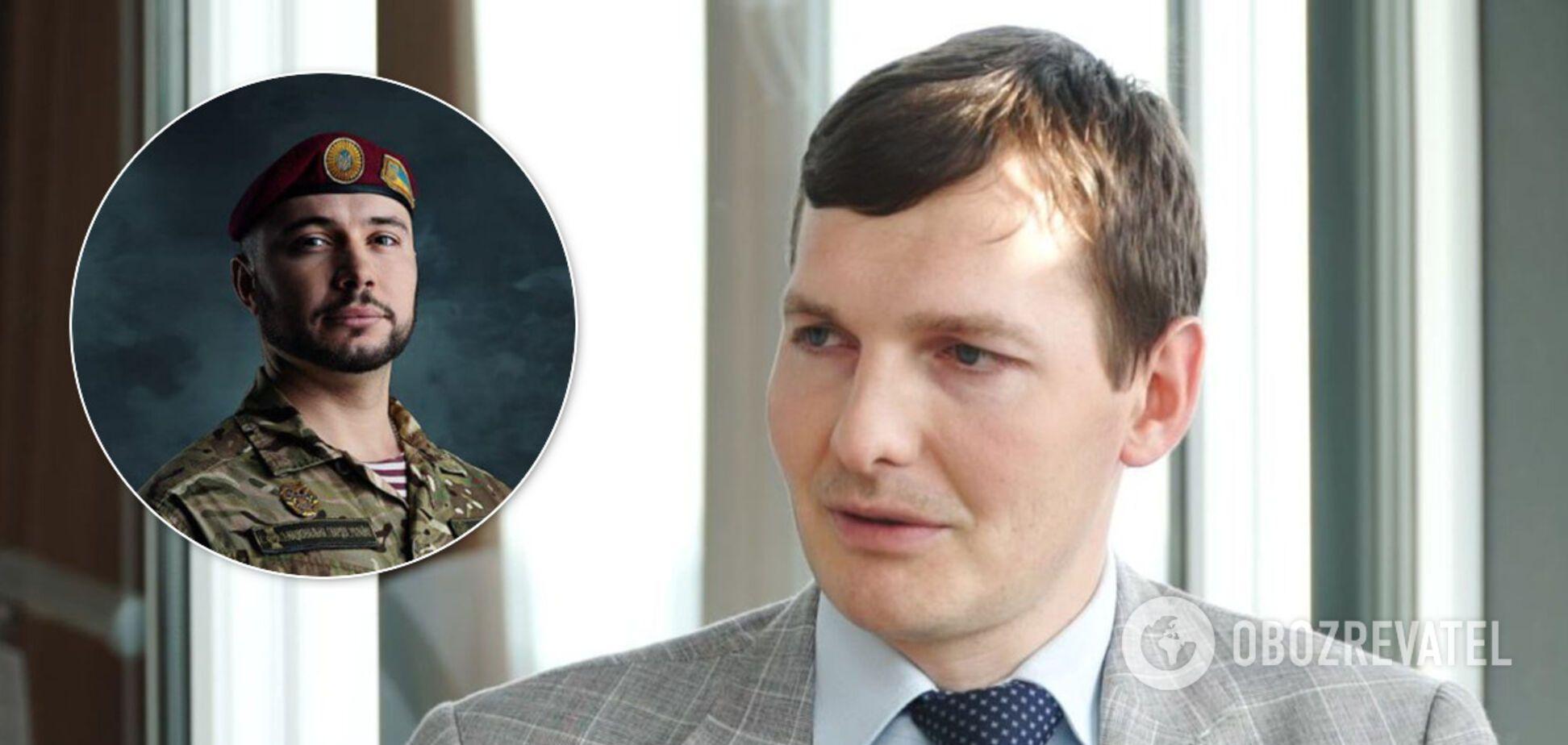 Евгений Енин о деле Маркива