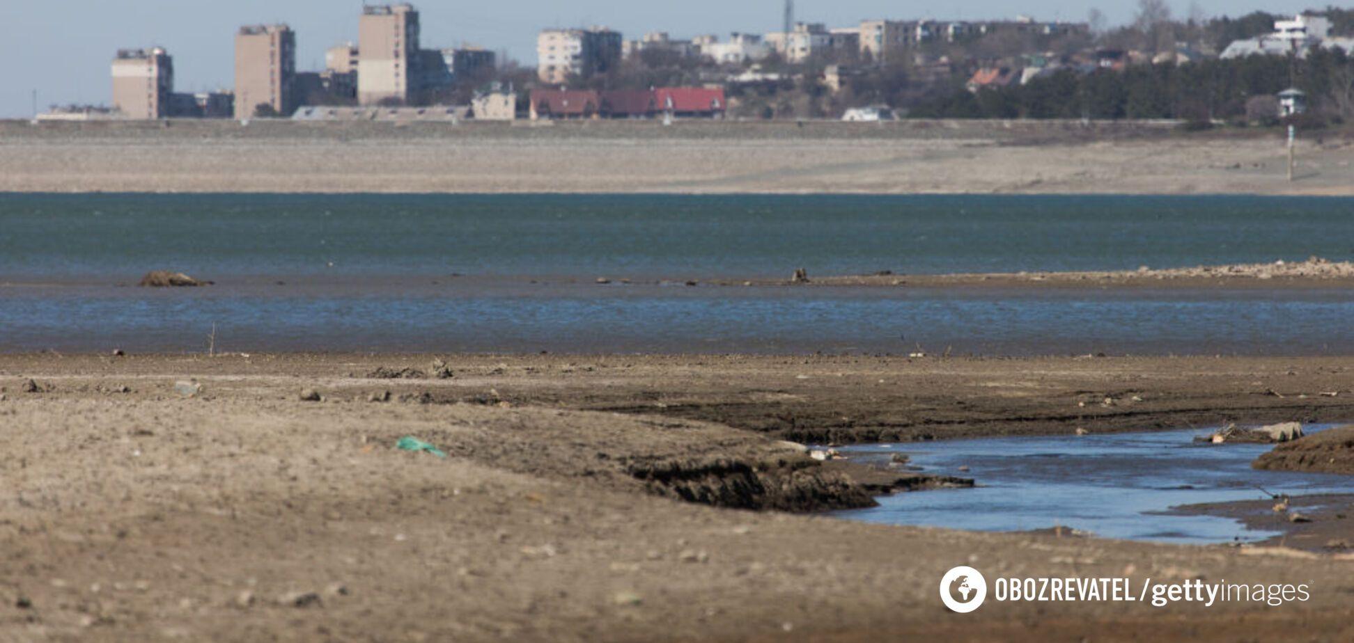 Поставки воды в Крым: в МИД назвали условия