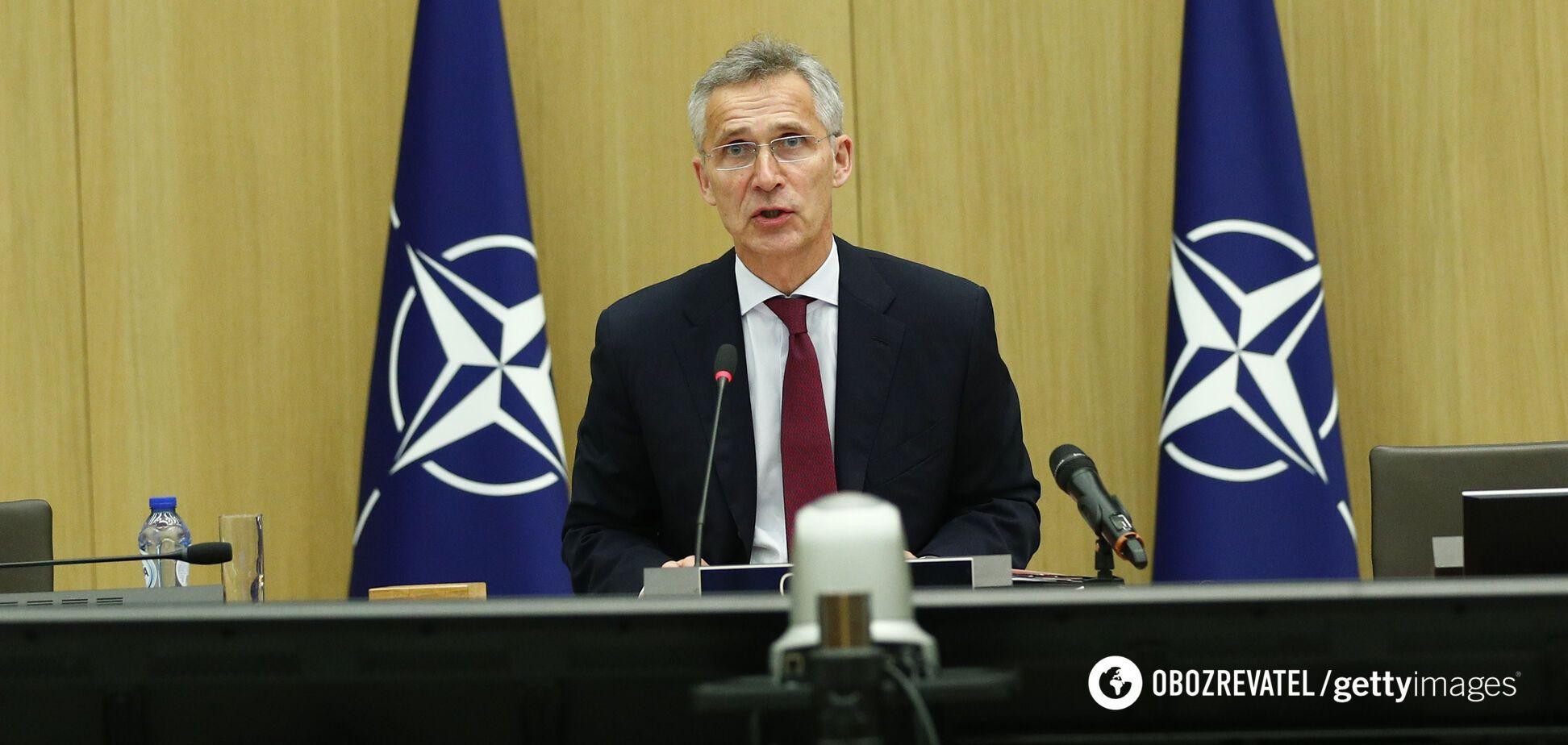 Йенс Столтенберг заявил, что Украина стала ближе к НАТО