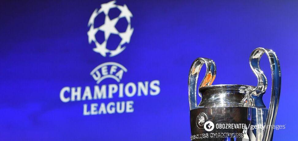 Лига чемпионов 2019/20