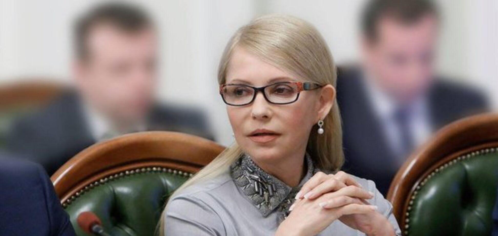 Кабміну дали квиток на вихід, Україна потрібна професійна стратегія, – Тимошенко