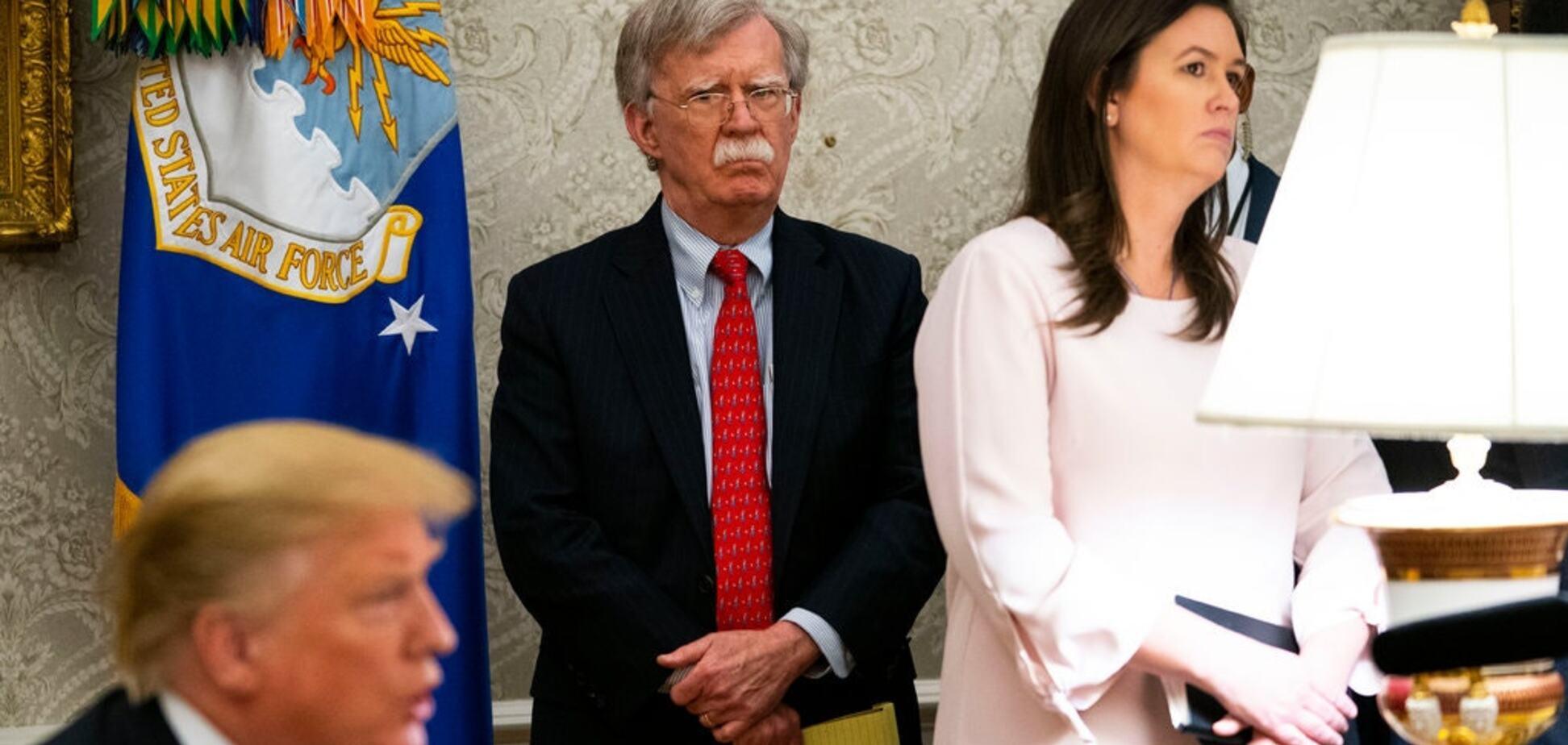 Трамп давил на Украину ради компромата на соперников
