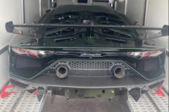 В Украине растаможка Lamborghini Aventador SVJ обошлась в $160 000
