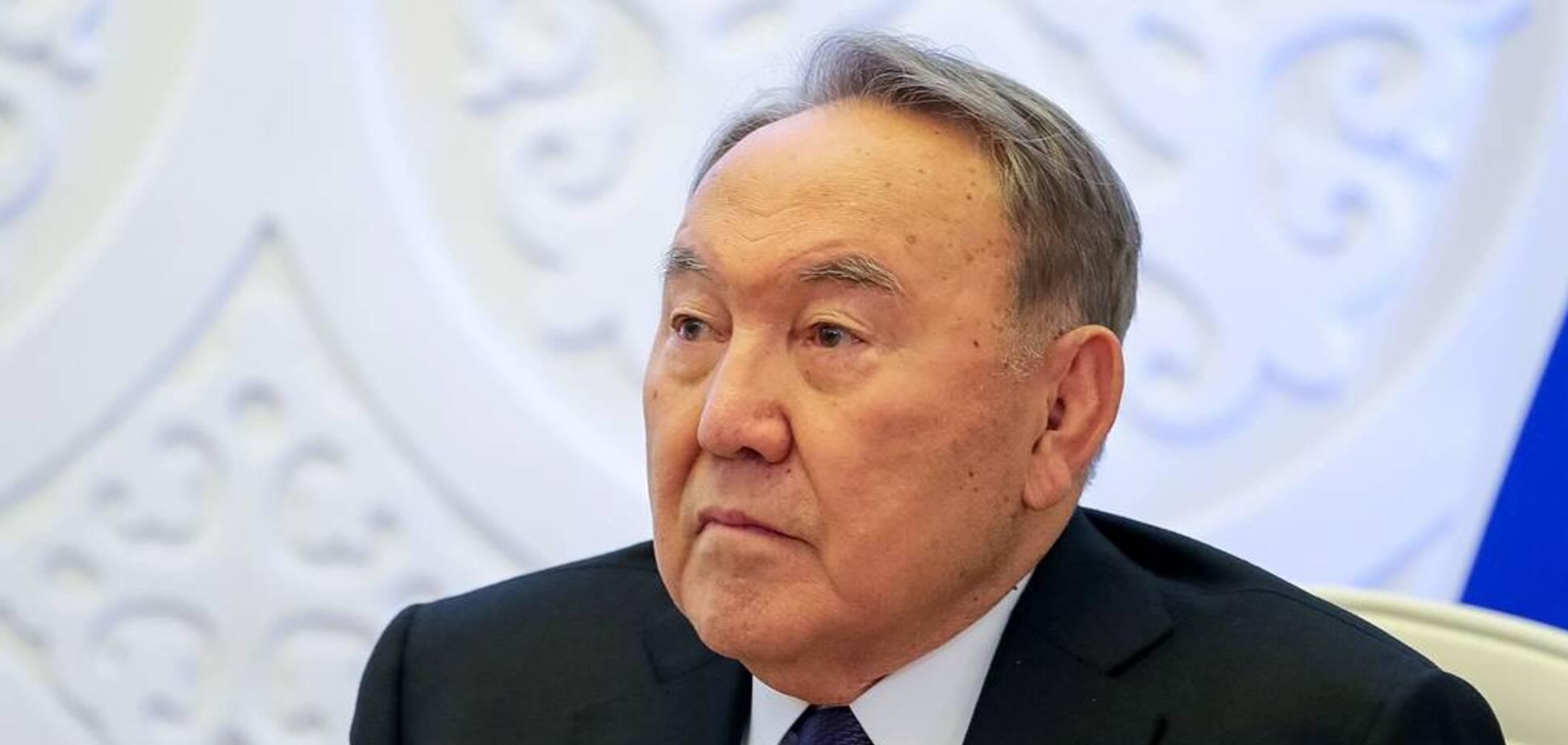 Не уберегли Назарбаева. Вовремя