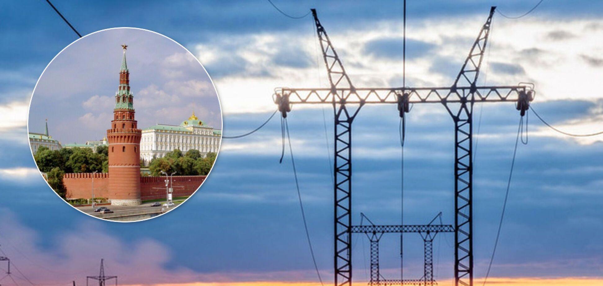Експорт електроенергії в Росію та Білорусь