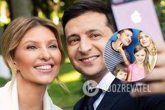 Нurriyet 'одружила' Зеленського із Вірою Брежнєвою