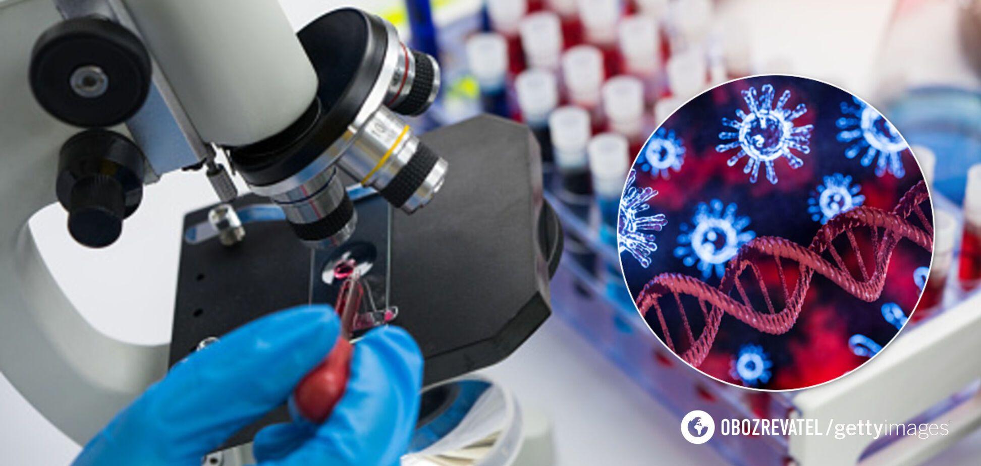 Риск заражения COVID-19 зависит от группы крови и генов: появилось новое исследование