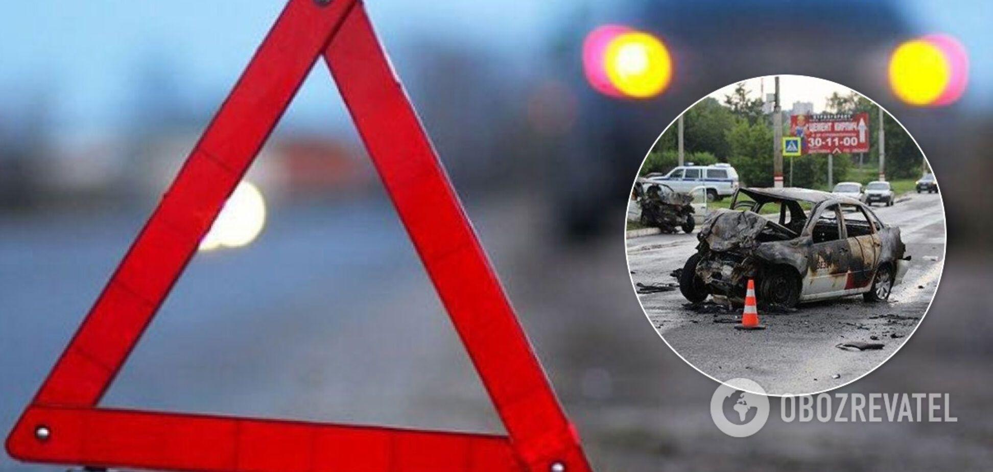 Шесть человек погибли в результате ДТП в Мордовии