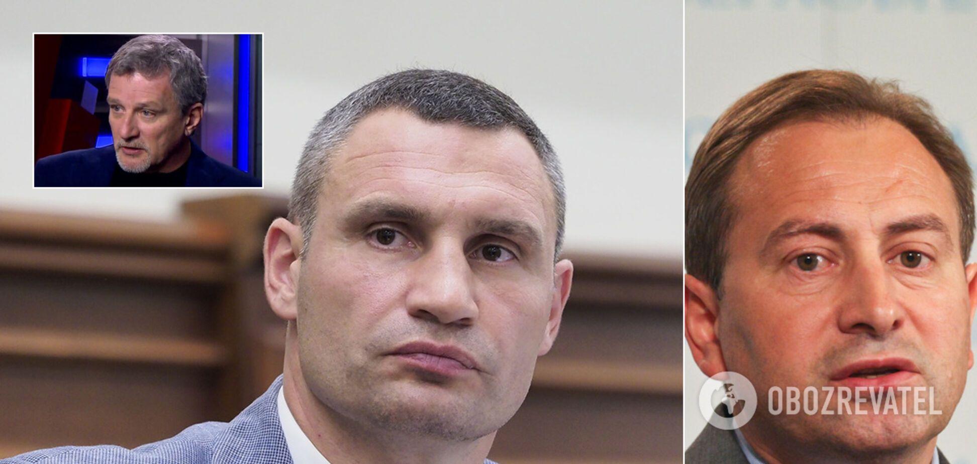 Кличко, Томенко и Пальчевский возглавили мэрский рейтинг в Киеве: что это значит