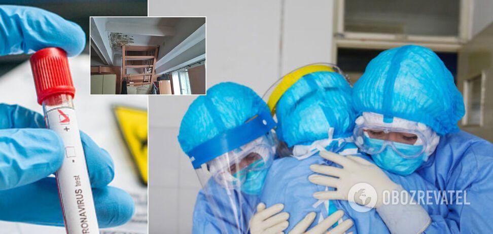 Вспышка коронавируса на станции скорой помощи в Виннице