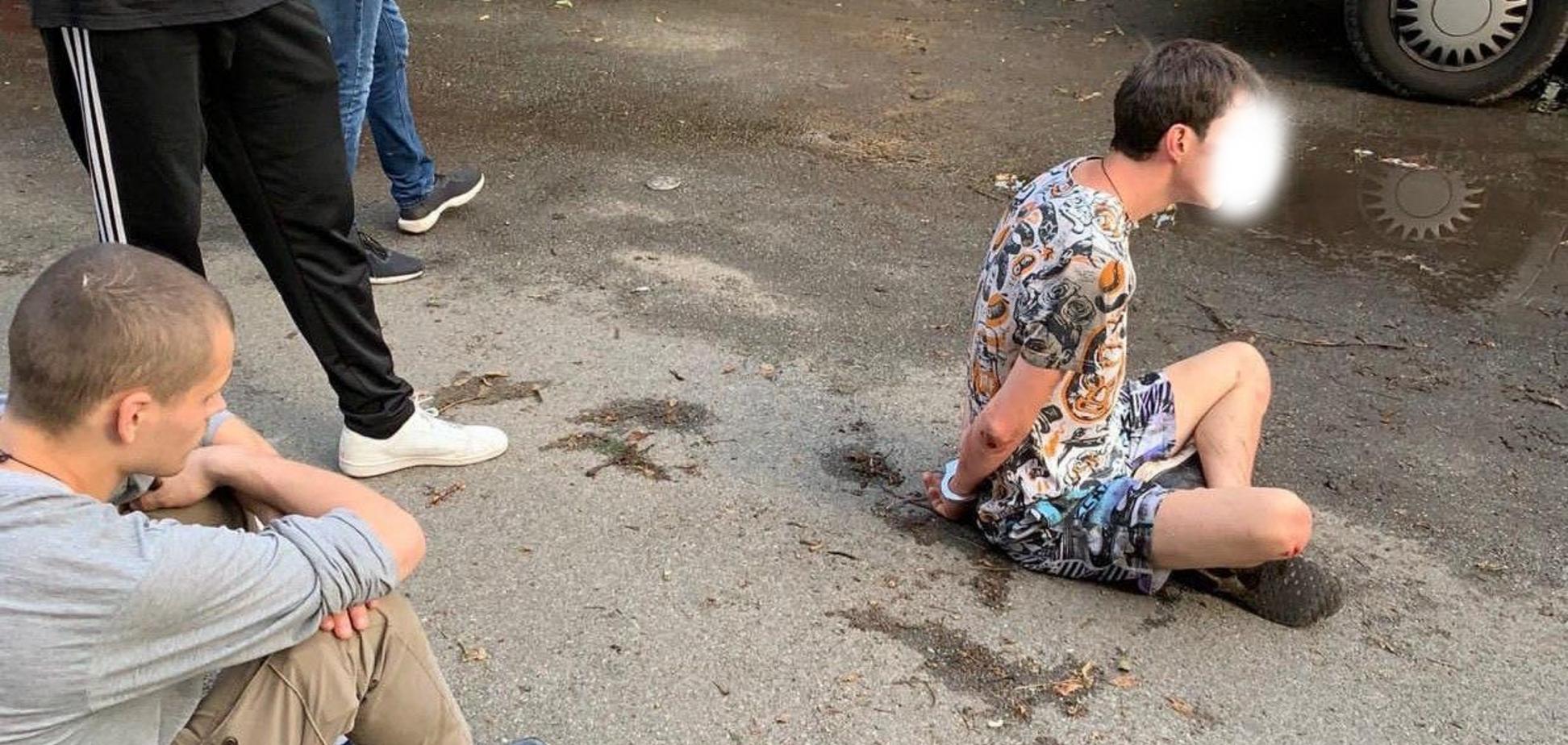 Хотел изнасиловать: в общежитии КПИ с ножом напали на девушку
