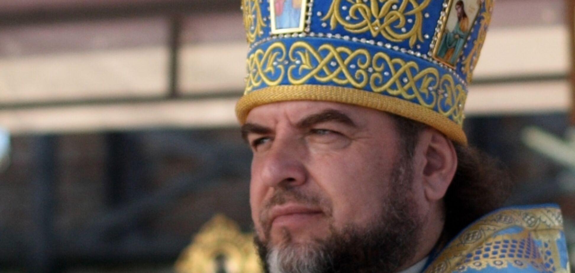 Митрополит ПЦУ Симеон заразився коронавірусом