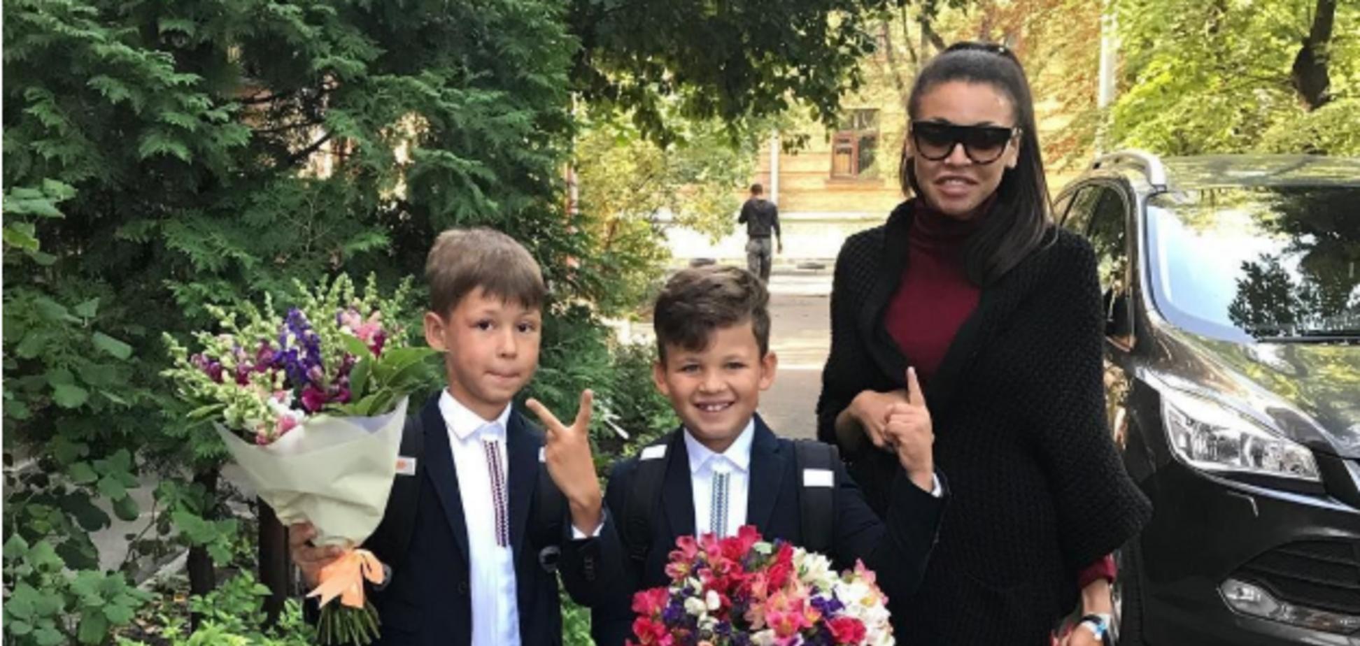 Экс-супруга Сереги рассказала о первой победе в борьбе с рэпером за детей