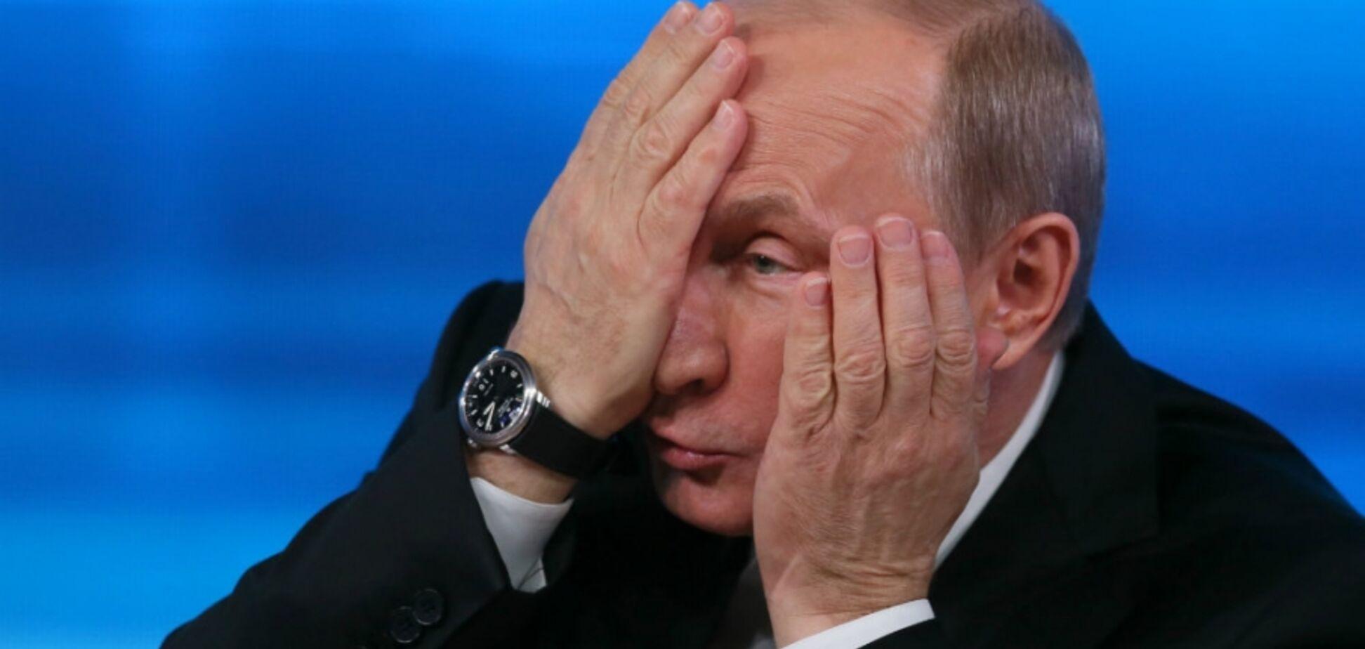 Путин самоизолировался, его челядь ведет себя все более безумно