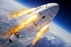 SpaceX завоевывает рынок спутников в Космосе