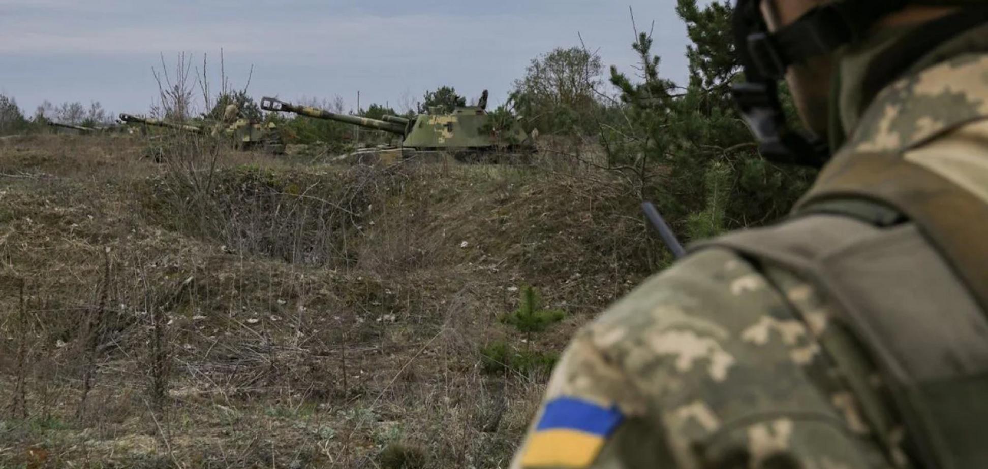Двое воинов ВСУ ранены разрывом мины