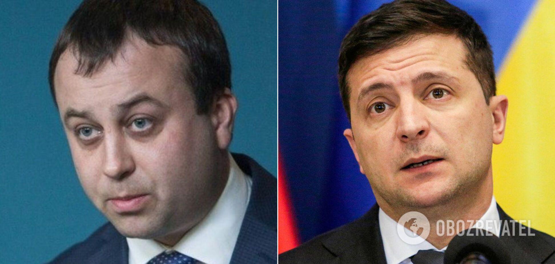 Зеленский назначил Борзова главой Винницкой ОДА
