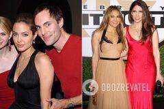 Брат Джоли и сестра Лопес: как выглядят звездные родственники