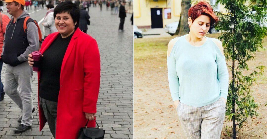 Девушка скинула 69 кг и восхитила сеть своим преображением: фото до и после похудения