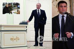Клімкін: Україна вступає в дуже небезпечний період, Путін 'перезавантажується' в президента іншої країни