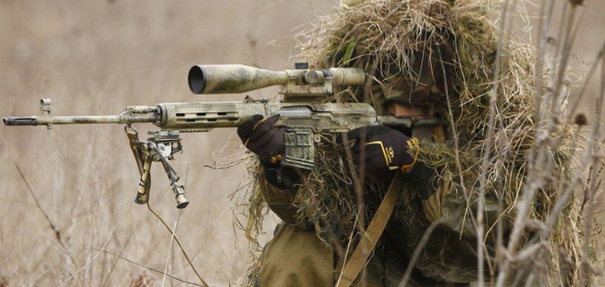 Российский снайпер (фото – 24 канал)