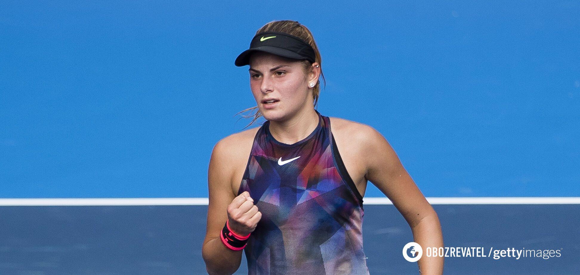 Катарина Завацкая выиграла мини-турнир во Франции