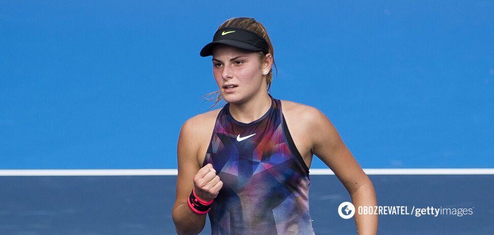 Катаріна Завацька виграла міні-турнір у Франції
