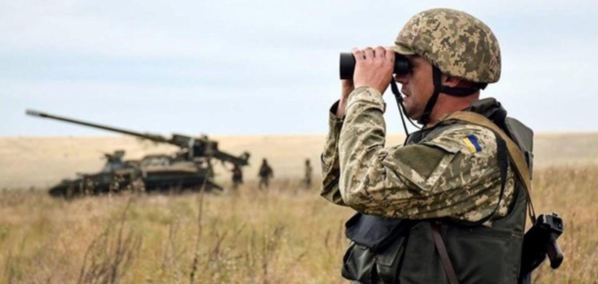 Враг 14 раз атаковал позиции ВСУ