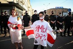 Пикеты в Беларуси