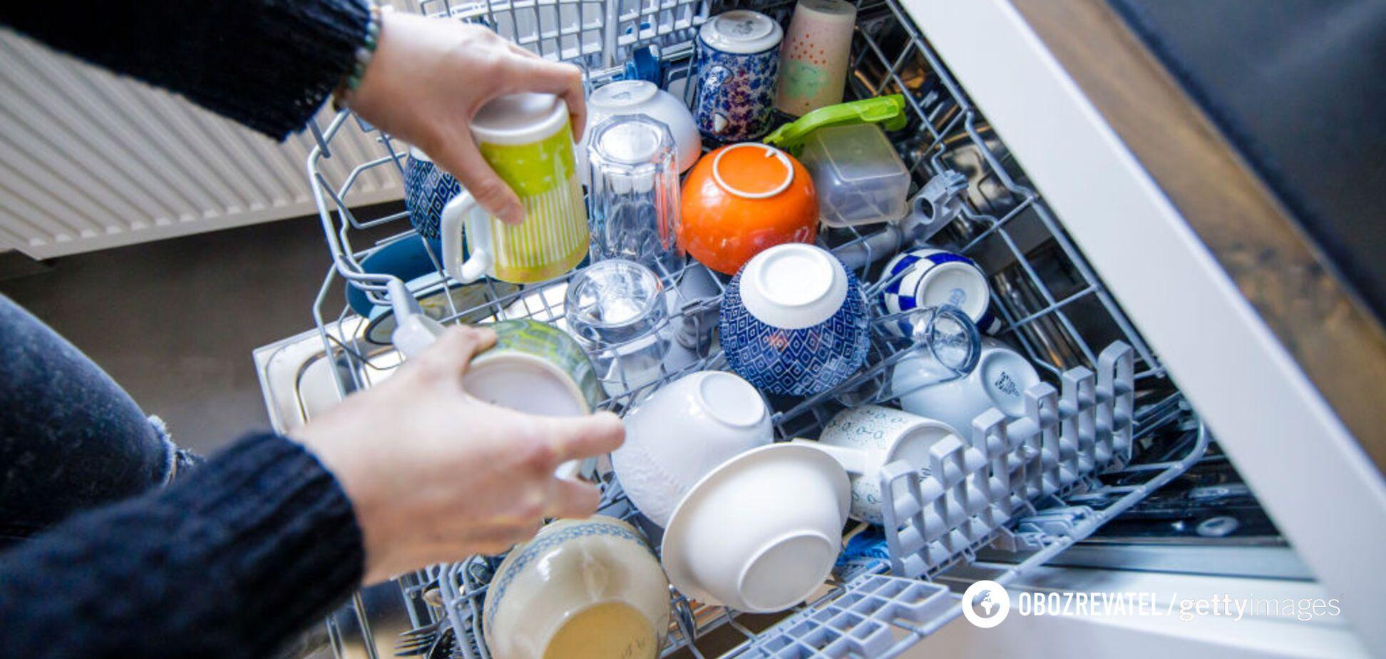 Как обезопасить посудомоечную машину от бактерий и грибка: простые правила