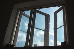 В Одессе из окна выпала мать двоих детей