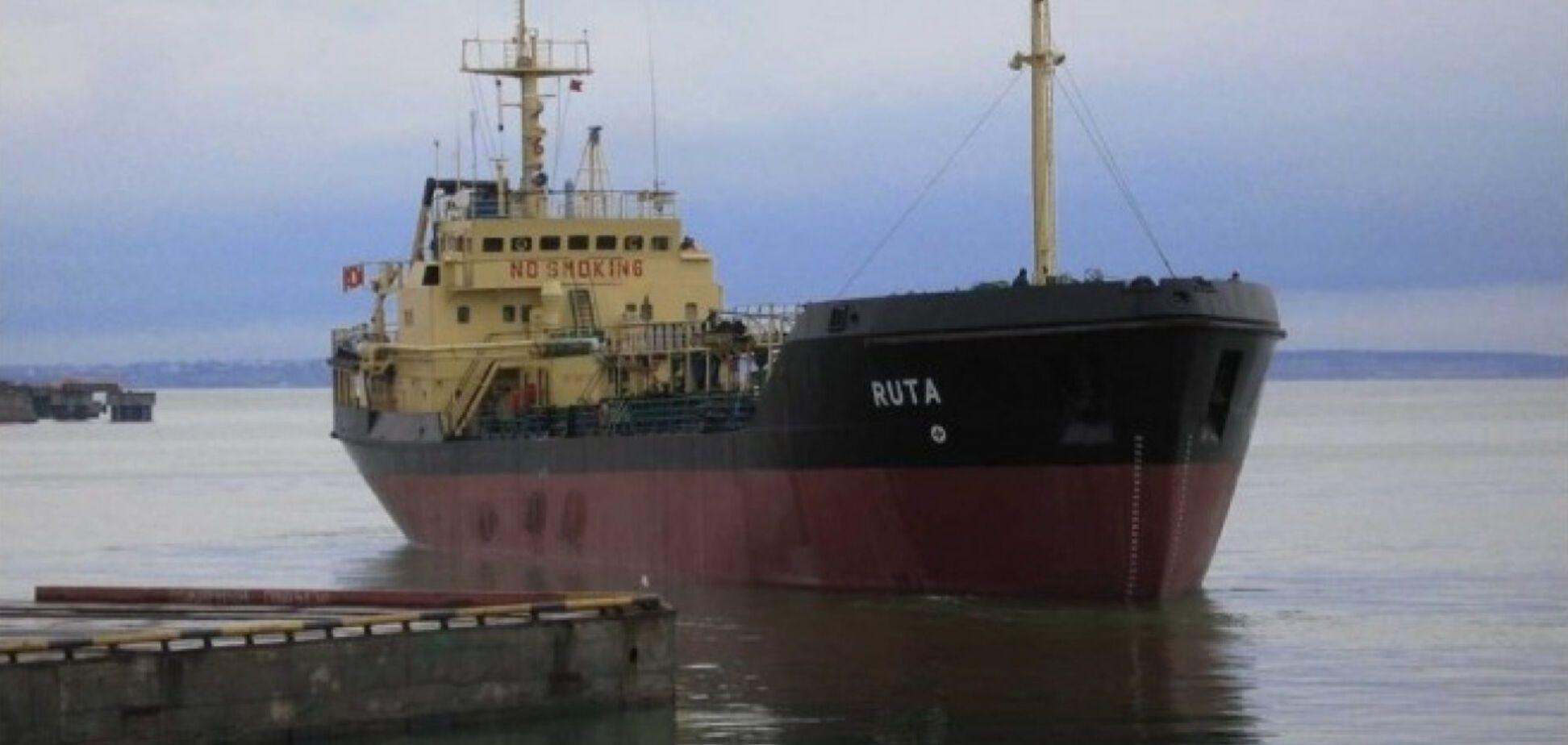 Екіпаж судна 'Рута' повернувся в Україну з Лівії