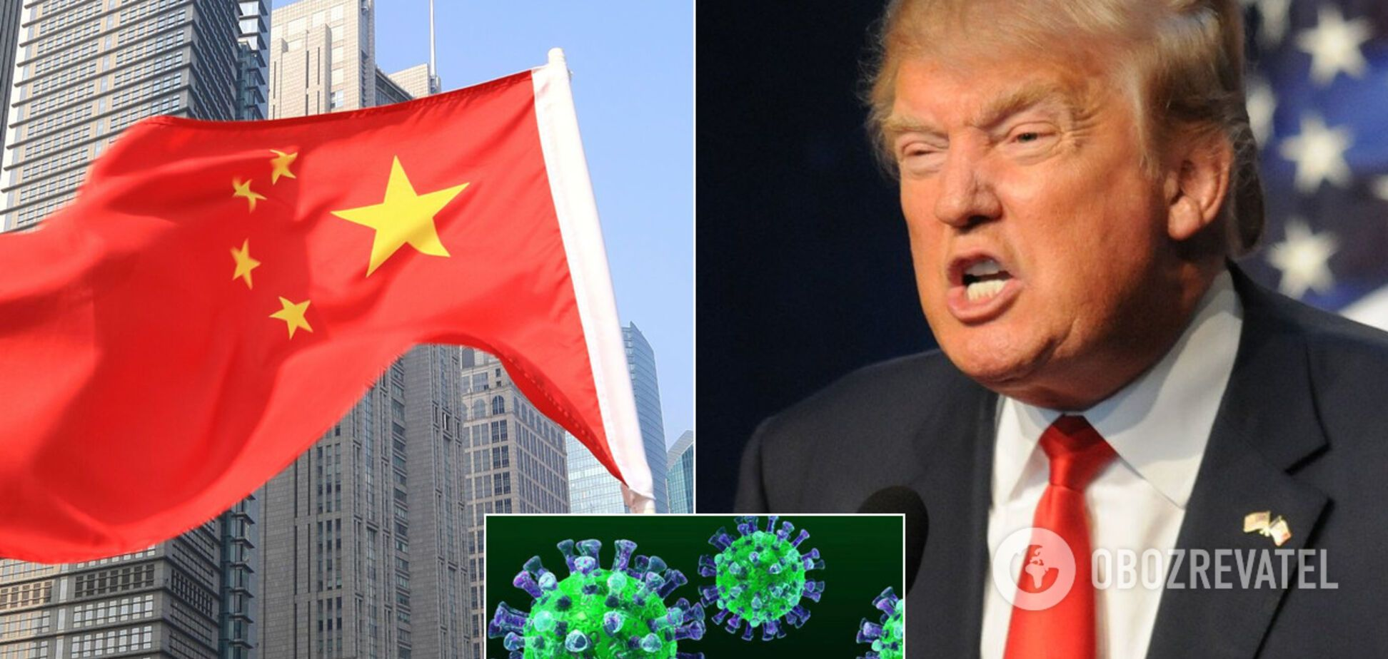 Китай использовал COVID-19 для уничтожения экономик стран-конкурентов, – Трамп
