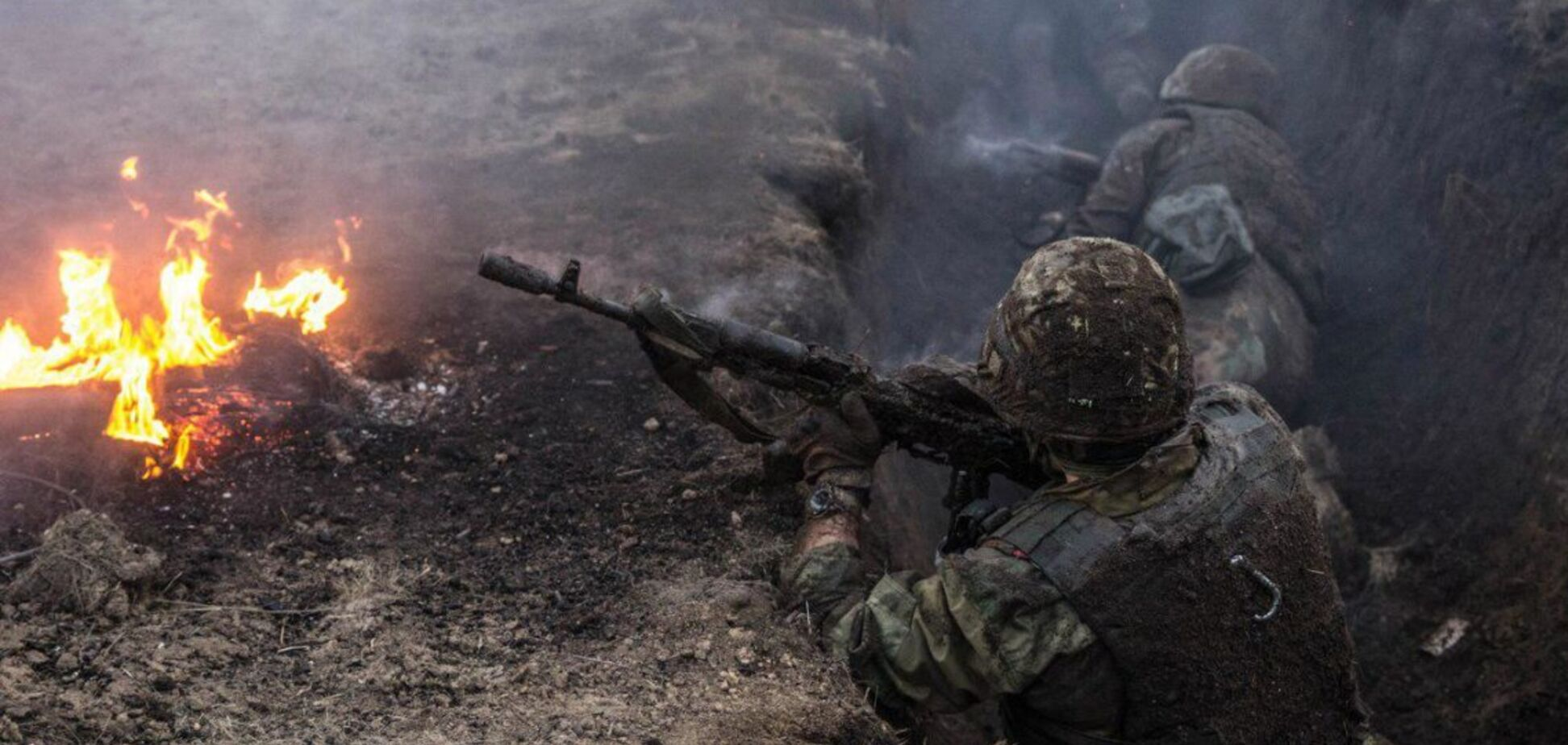 Война на Донбассе (источник – Слово и дело)