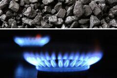 'Центрэнерго' почти полностью заменило уголь госшахт газом частной компании