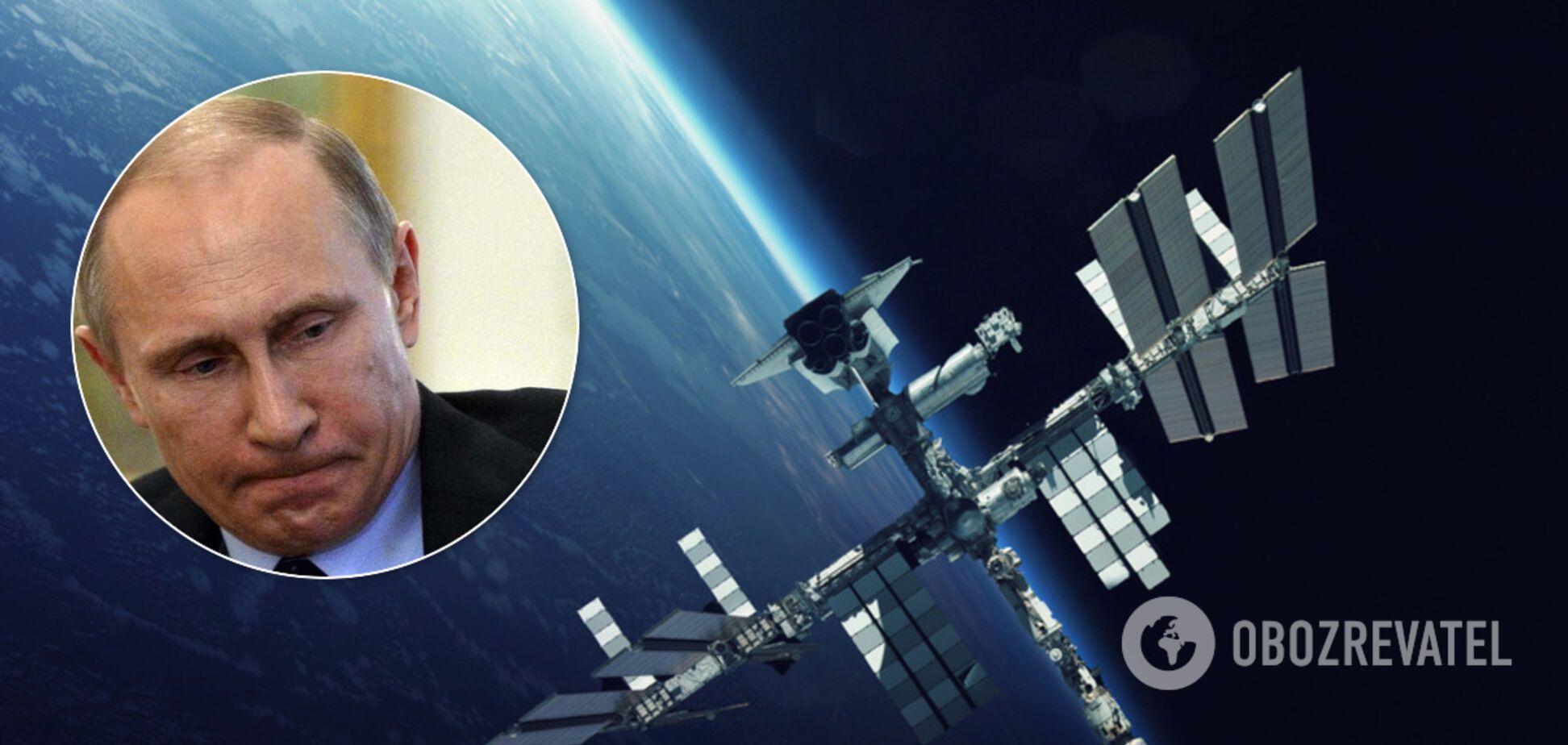 'Доїдає запаси СРСР': експерт вказав на провал Росії в космічній гонці