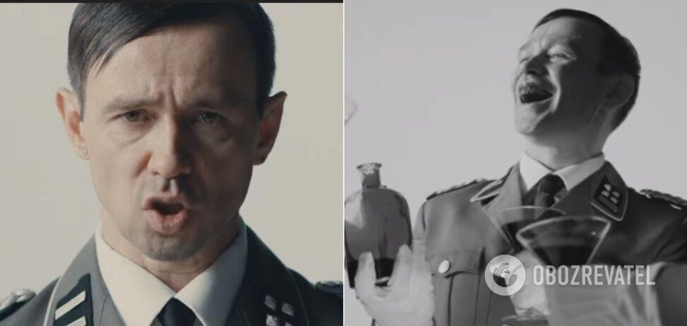 'Країна, що плаче, тоне в шмарклях!' 48-річний Дельфін випустив потужне відео з Гітлером і похоронами Сталіна