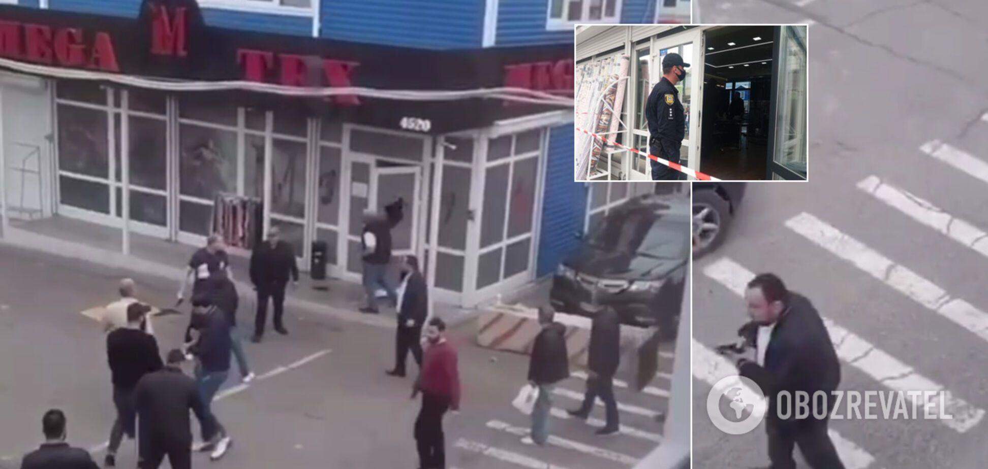 В Одесі за добу трапилося дві стрілянини: є поранені. Фото й відео НП